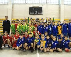 На футбольных полях Знаменска встречаются юные футболисты со всей России