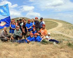Юные спасатели Знаменска