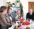 Встреча В. Дубровченко с правлением Общества инвалидов Знаменска.